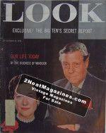 LOOK Magazine - October 30, 1956