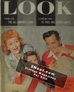 LOOK Magazine - December 25, 1956