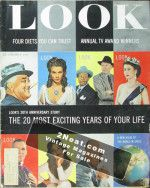 LOOK Magazine - January 8, 1957