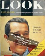 LOOK Magazine - April 16, 1957
