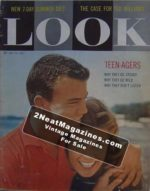 LOOK Magazine - July 23, 1957