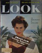 LOOK Magazine - August 6, 1957