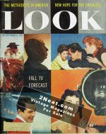 LOOK Magazine - September 17, 1957