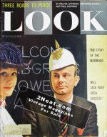 LOOK Magazine - January 21, 1958