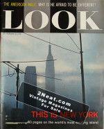 LOOK Magazine - February 18, 1958