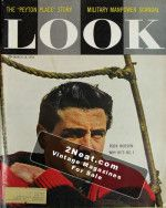 LOOK Magazine - March 18, 1958