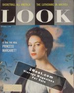 LOOK Magazine - April 1, 1958