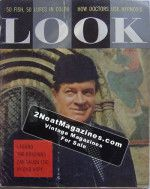 LOOK Magazine - June 10, 1958