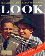 LOOK Magazine - July 22, 1958