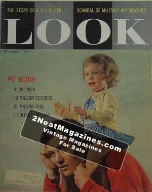 LOOK Magazine – August 5, 1958