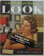 LOOK Magazine - September 2, 1958