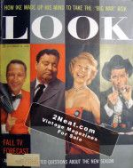 LOOK Magazine - September 16, 1958