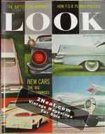LOOK Magazine - October 28, 1958