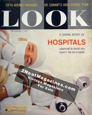 LOOK Magazine - February 3, 1959