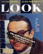 LOOK Magazine - March 17, 1959