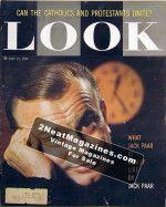 LOOK Magazine - July 21, 1959
