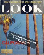 LOOK Magazine - September 29, 1959
