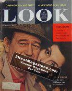 LOOK Magazine - August 2, 1960