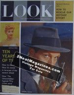 LOOK Magazine - September 27, 1960