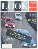 LOOK Magazine - October 25, 1960