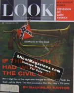 LOOK Magazine - November 22, 1960
