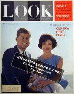 LOOK Magazine - February 28, 1961
