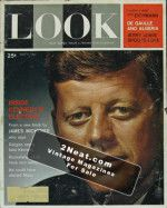 LOOK Magazine - May 9, 1961