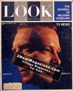 LOOK Magazine - November 7, 1961