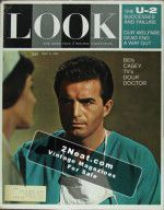 LOOK Magazine - May 8, 1962