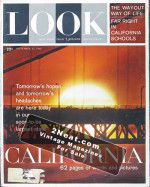 LOOK Magazine - September 25, 1962