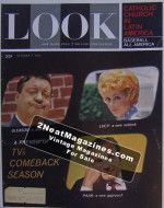 LOOK Magazine - October 9, 1962