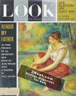 LOOK Magazine - November 6, 1962