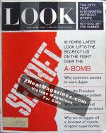 LOOK Magazine - August 13, 1963