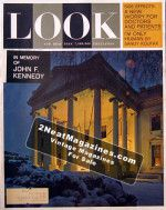 LOOK Magazine - December 31, 1963
