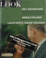 LOOK Magazine - August 9, 1966