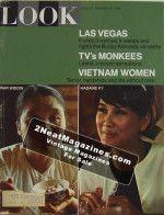 LOOK Magazine - December 27, 1966
