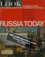 LOOK Magazine - October 3, 1967