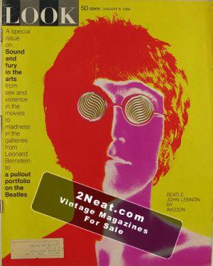 LOOK Magazine - January 9, 1968