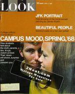 LOOK Magazine - April 2, 1968