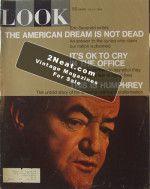 LOOK Magazine - July 9, 1968