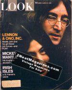 LOOK Magazine - March 18, 1969