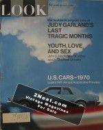 LOOK Magazine - October 7, 1969