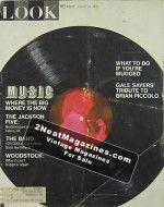 LOOK Magazine - August 25, 1970