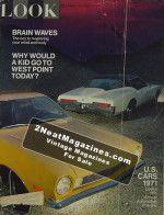 LOOK Magazine - October 6, 1970