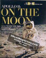 LOOK Magazine - 1969 APOLLO 11 special