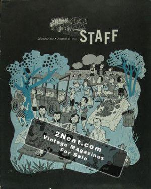 LOOK Magazine STAFF edition - August 22, 1944