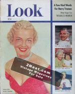 LOOK Magazine - August 28, 1951