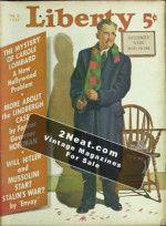 Liberty Magazine - February 5, 1938