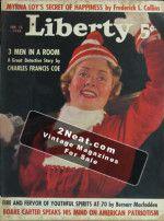 Liberty Magazine - February 12, 1938