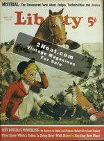Liberty Magazine - November 26, 1938